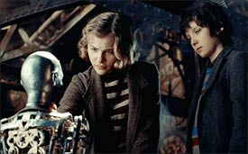 A scene from Hugo