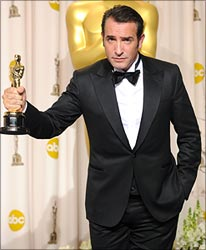 Jean Dujardin, photo by Jason Merritt/Getty Images