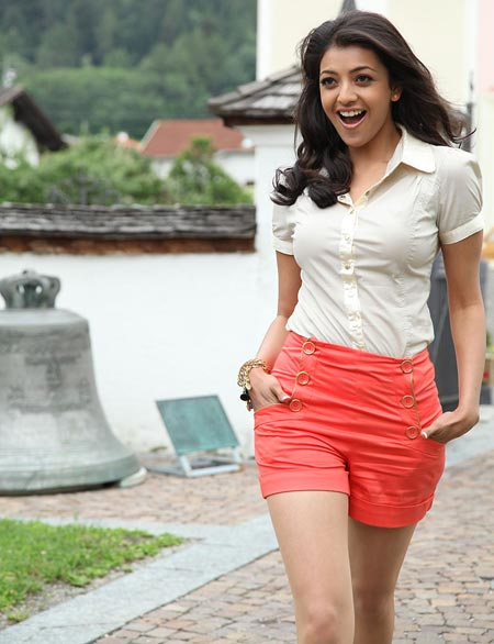 Singham actress Kajal Aggarwal signs her next film ...