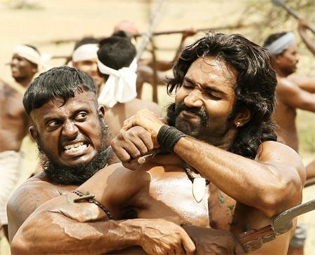 A scene from Aravaan