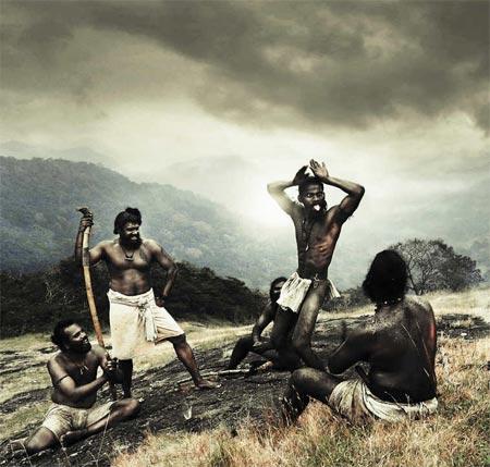 A scene from Aravan