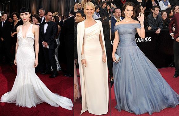 Rooney Mara, Gwyneth Paltrow and Penelope Cruz