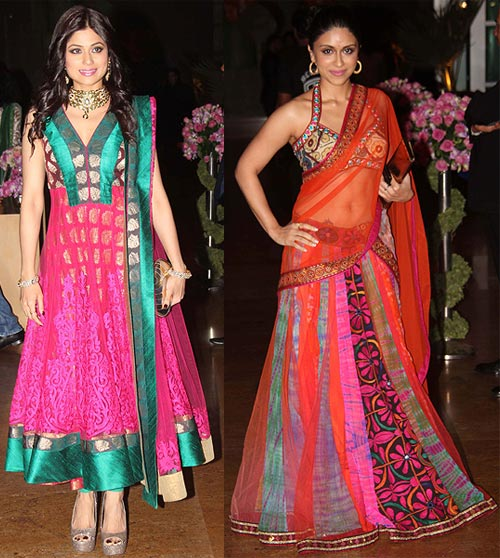 Shamita Shetty and Zoa Morani