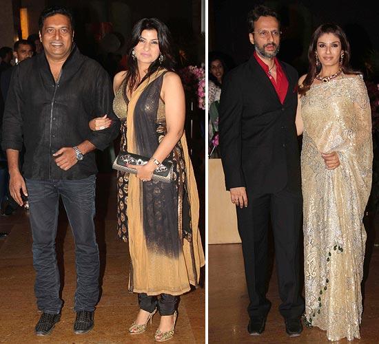 Prakash Raaj, Pony Verma, Raveena Tandon and Anil Thadani