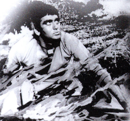 Sunil Dutt in Mother India