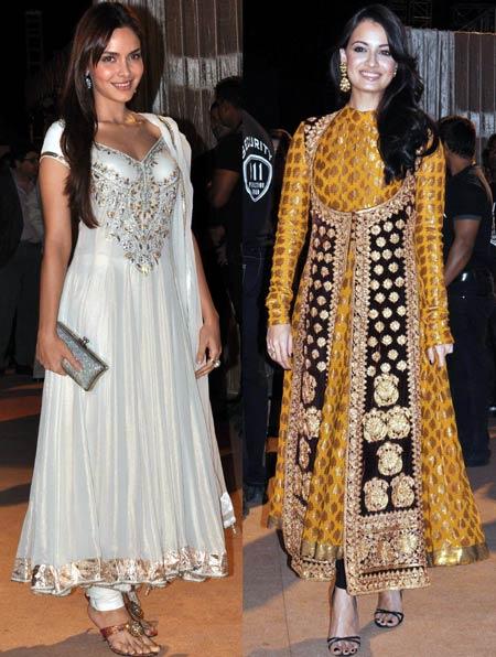 Shazahn Padamsee, Ameesha Patel and Dia Mirza