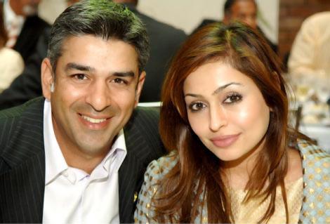 Tarina Patel and Iqbal Sharma