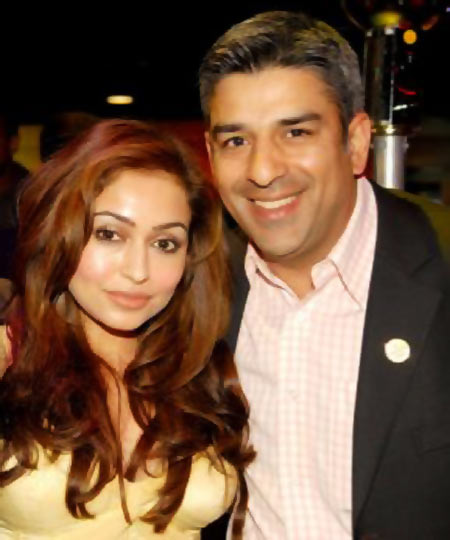 Tarina Patel and Iqbal Sharma