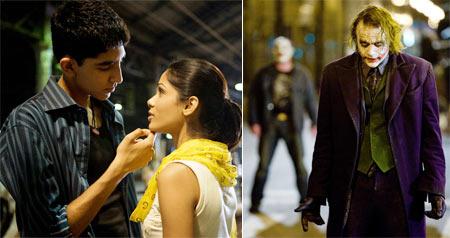 Slumdog Millionaire and The Dark Knight
