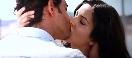 Hrithik Roshan and Katrina Kaif in Zindagi Na Milegi Dobara