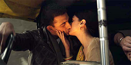 Arunoday Singh and Aditi Rao in Yeh Saali Zindagi