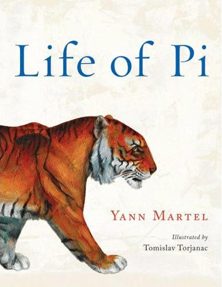 Movie poster of Life Of Pi