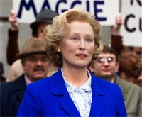 Meryl Streep in The Iron Lady