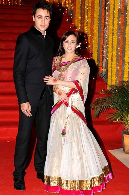 Imran Khan and Avantika Mallik