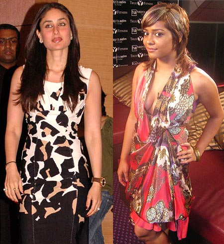 Shahana Goswami and Kareena Kapoor