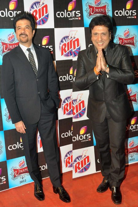 Anil Kapoor and Govinda