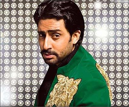 Abhishek Bachchan in Jhoom Barabar Jhoom