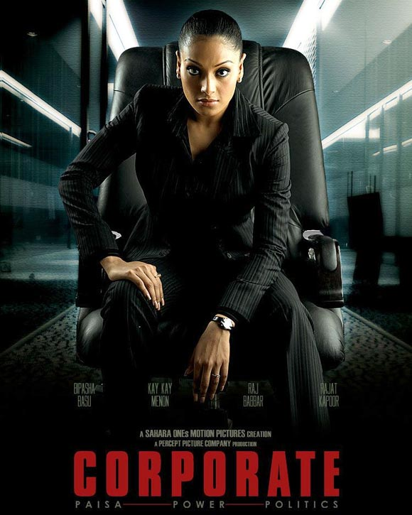 Movie poster of Corporate