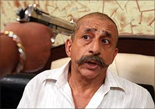 Naseeruddin Shah in Chaalis Chauraasi