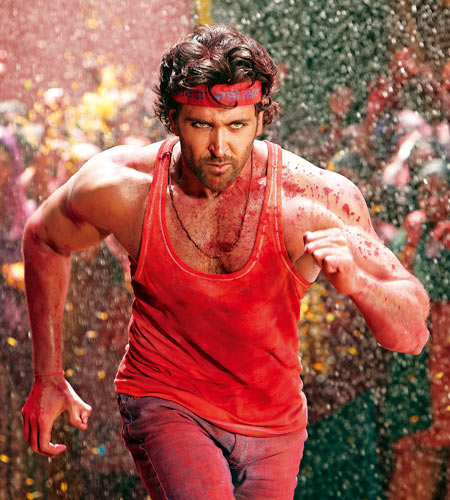 A scene from Agneepath