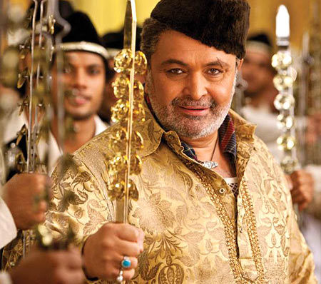 Rishi Kapoor in Agneepath