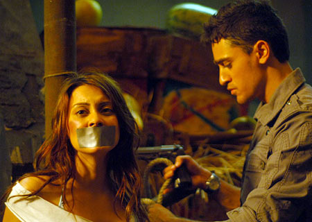 A scene from Kidnap