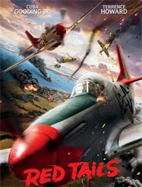 The Red Tails poster