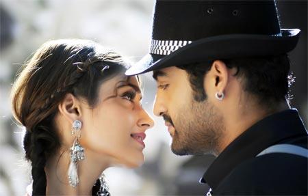A scene from Shakti