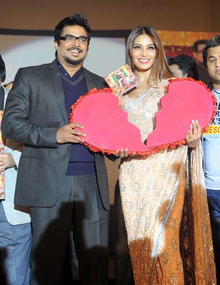 R madhavan and Bipasha Basu