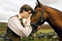 A scene from War Horse