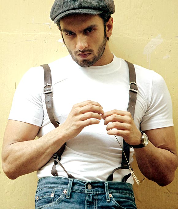 Ranveer Singh in Lootera