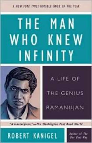 Cover of the book The Man Who Knew Infinity