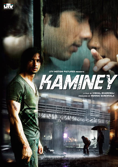Movie poster of Kaminey