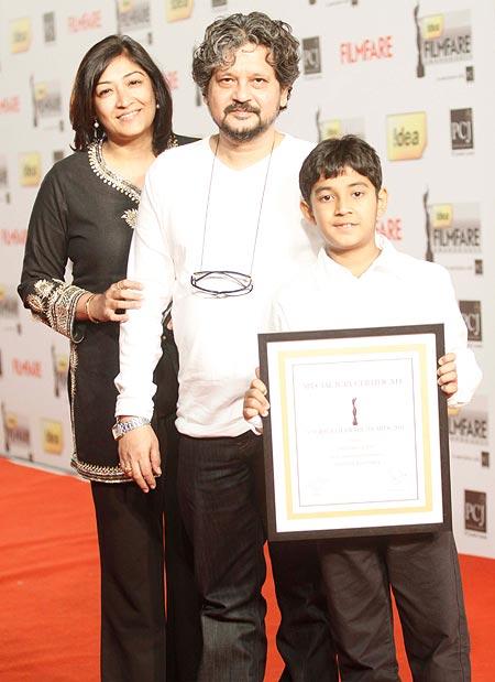 Amole Gupte, Deepa Bhatia and Partho