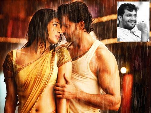 A scene from Agneepath. Inset: Karan Malhotra