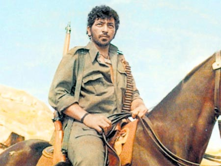 Amajad Khan in Sholay