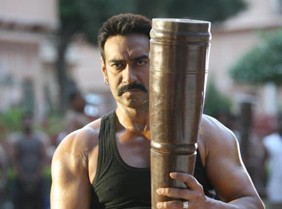 Ajay Devgn in Bol Bachchan