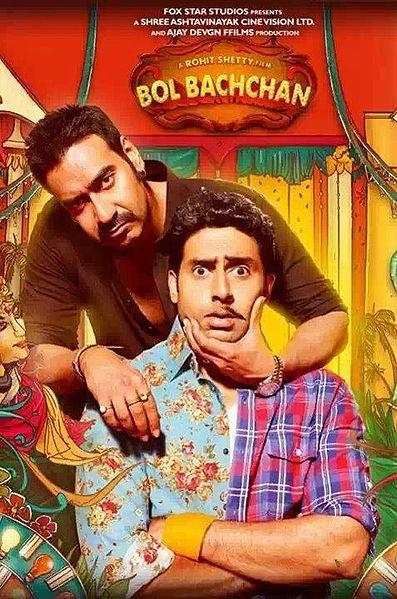 The Bol Bachchan poster