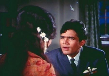 Rajesh Khanna in Aradhana
