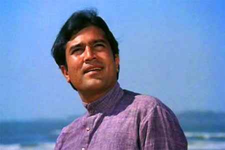 Rajesh Khanna in Anand