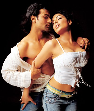 Meera and Ashmit Patel in Nazar