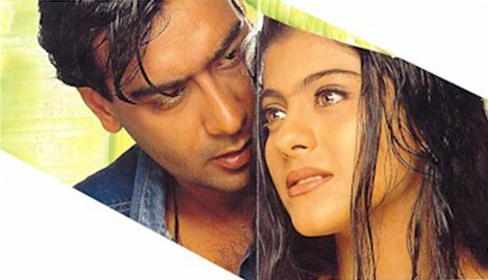 Ajay Devgn and Kajol in Pyar Toh Hona Hi Tha