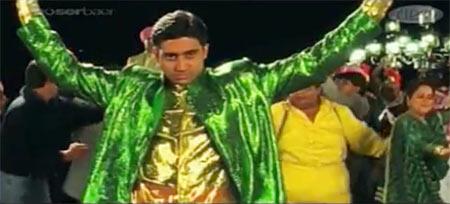 Abhishek Bachchan in Tera Jadoo Chal Gayaa