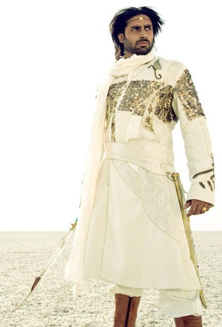 Abhishek Bachchan in Drona