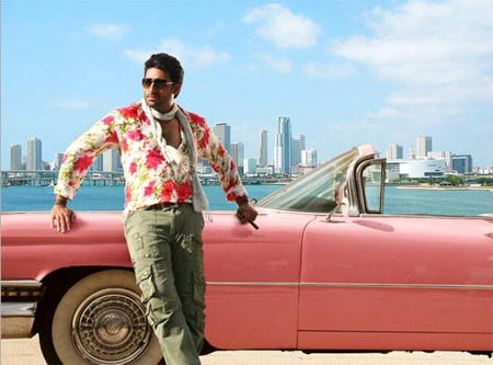 Abhishek Bachchan in Dostana