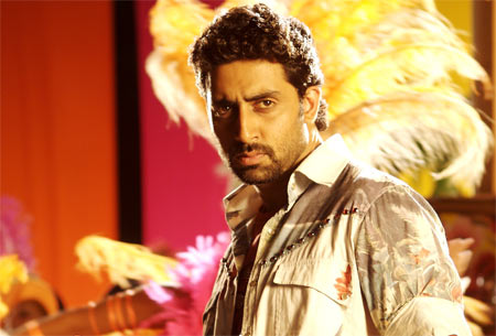Abhishek Bachchan in Dhoom 2