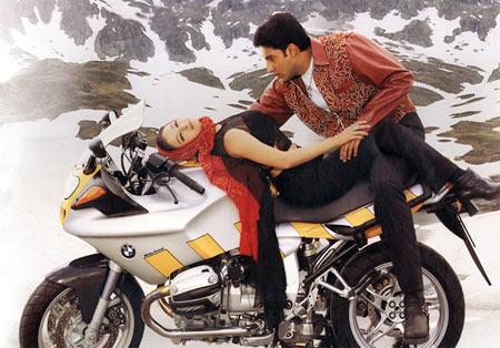 Abhishek Bachchan in Dhaai Akshar Prem Ke