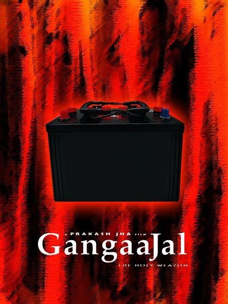 The Gangaajal poster