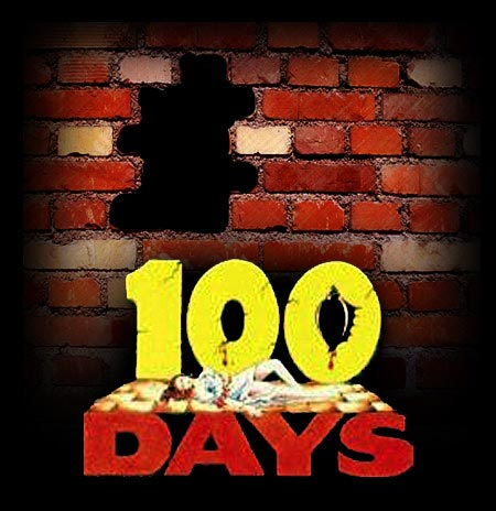 The 100 Days poster