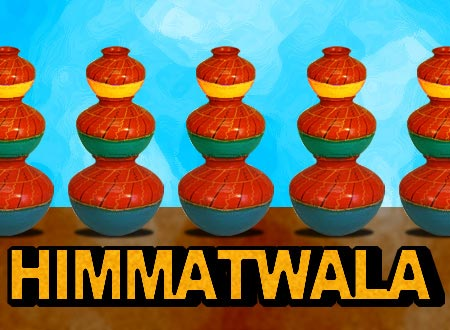 The Himmatwala poster